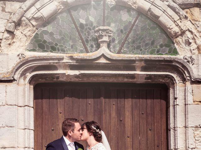 Le mariage de Léo et Amandine à Hénouville, Seine-Maritime 194