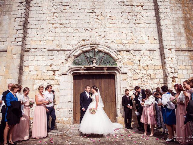 Le mariage de Léo et Amandine à Hénouville, Seine-Maritime 196
