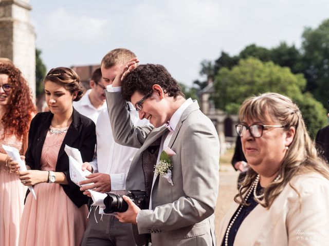 Le mariage de Léo et Amandine à Hénouville, Seine-Maritime 197