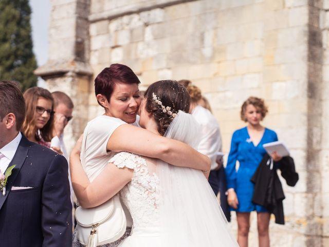 Le mariage de Léo et Amandine à Hénouville, Seine-Maritime 202
