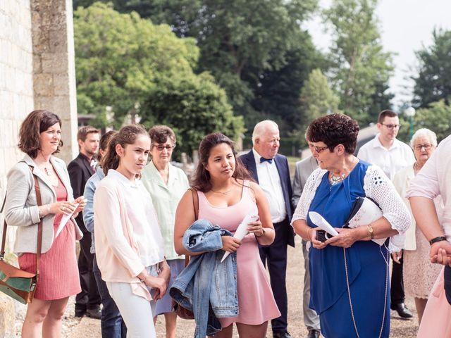Le mariage de Léo et Amandine à Hénouville, Seine-Maritime 203