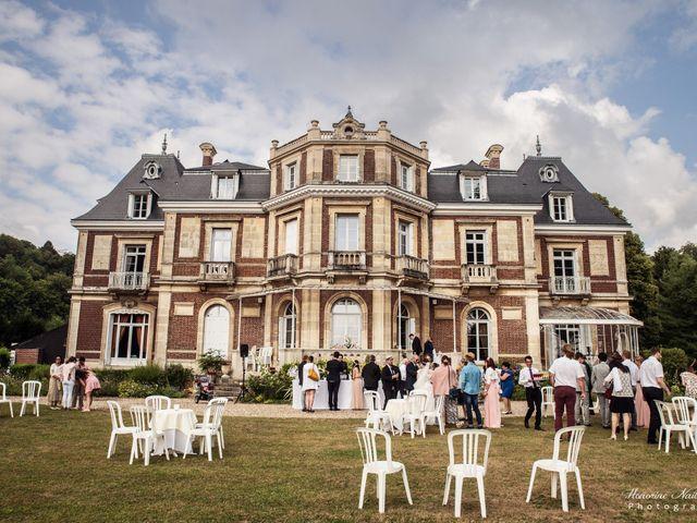 Le mariage de Léo et Amandine à Hénouville, Seine-Maritime 208