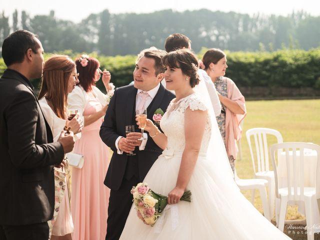 Le mariage de Léo et Amandine à Hénouville, Seine-Maritime 213