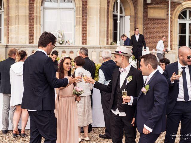 Le mariage de Léo et Amandine à Hénouville, Seine-Maritime 214