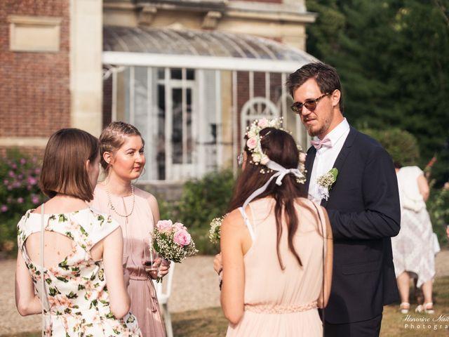 Le mariage de Léo et Amandine à Hénouville, Seine-Maritime 216