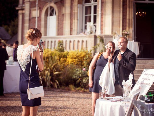 Le mariage de Léo et Amandine à Hénouville, Seine-Maritime 233