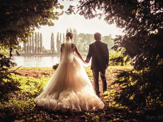 Le mariage de Léo et Amandine à Hénouville, Seine-Maritime 235