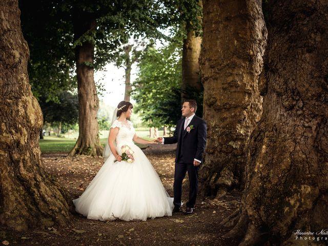 Le mariage de Léo et Amandine à Hénouville, Seine-Maritime 237