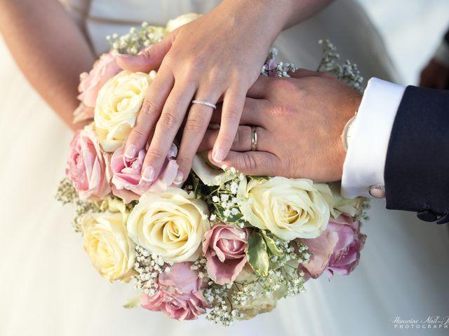 Le mariage de Léo et Amandine à Hénouville, Seine-Maritime 1