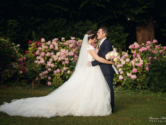 Le mariage de Léo et Amandine à Hénouville, Seine-Maritime 242