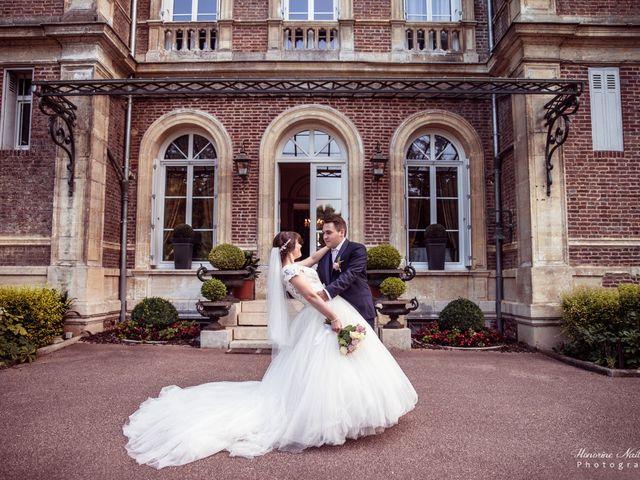 Le mariage de Léo et Amandine à Hénouville, Seine-Maritime 244