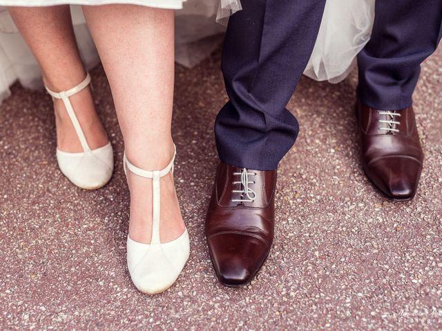 Le mariage de Léo et Amandine à Hénouville, Seine-Maritime 246