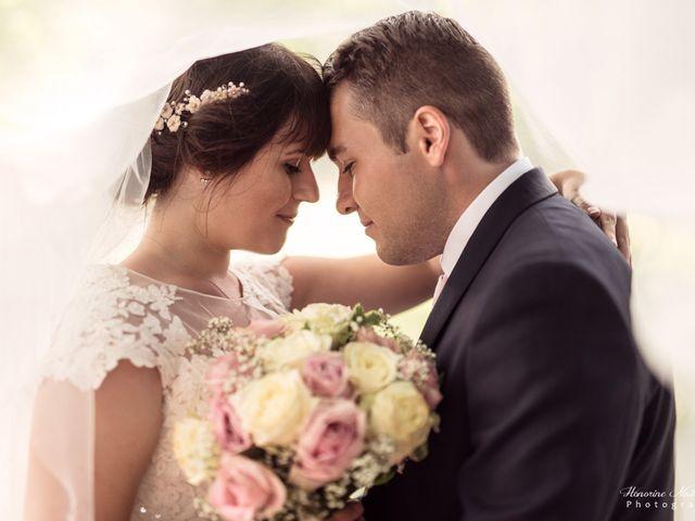 Le mariage de Amandine et Léo