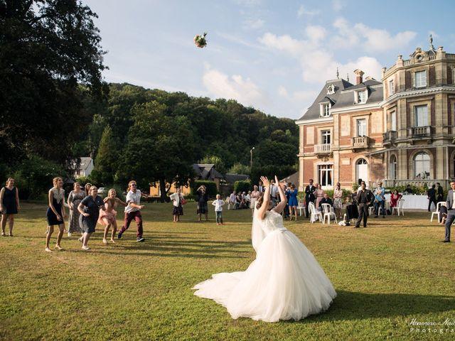 Le mariage de Léo et Amandine à Hénouville, Seine-Maritime 257