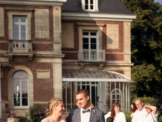 Le mariage de Léo et Amandine à Hénouville, Seine-Maritime 261