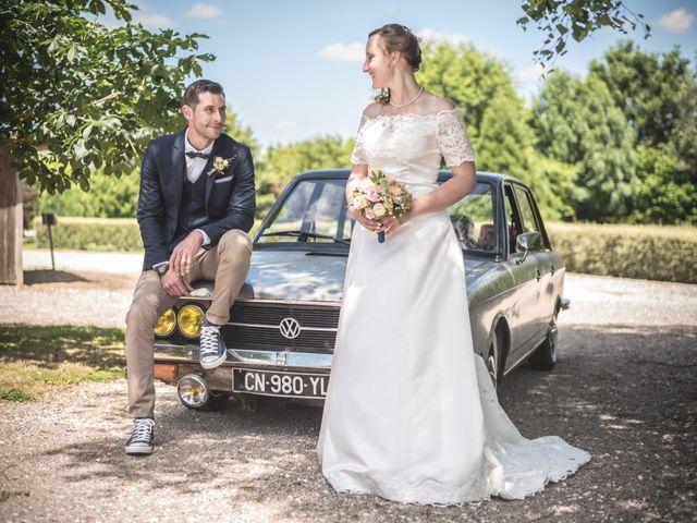 Le mariage de Rémy et Aurore à Ouanne, Yonne 11