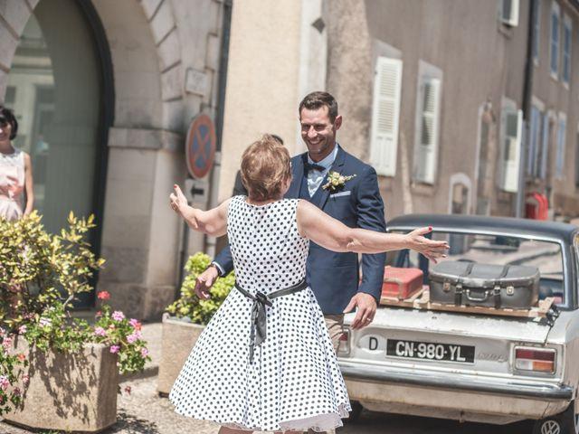 Le mariage de Rémy et Aurore à Ouanne, Yonne 12
