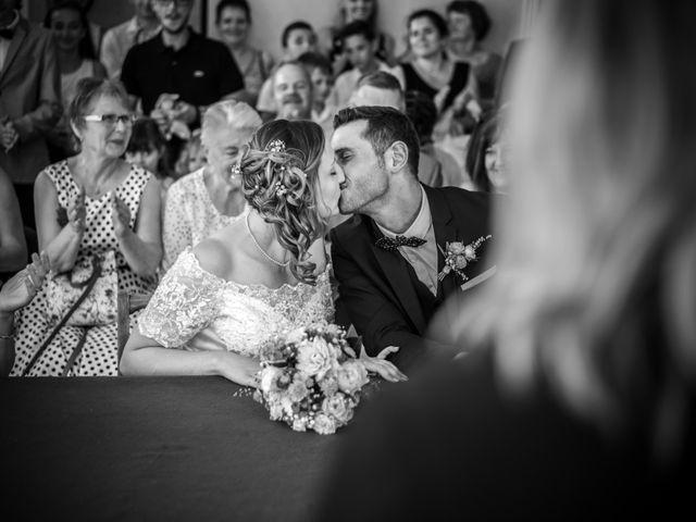 Le mariage de Rémy et Aurore à Ouanne, Yonne 14