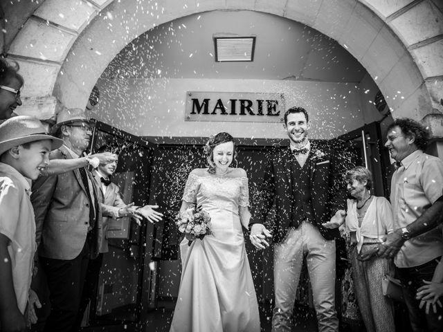 Le mariage de Rémy et Aurore à Ouanne, Yonne 15