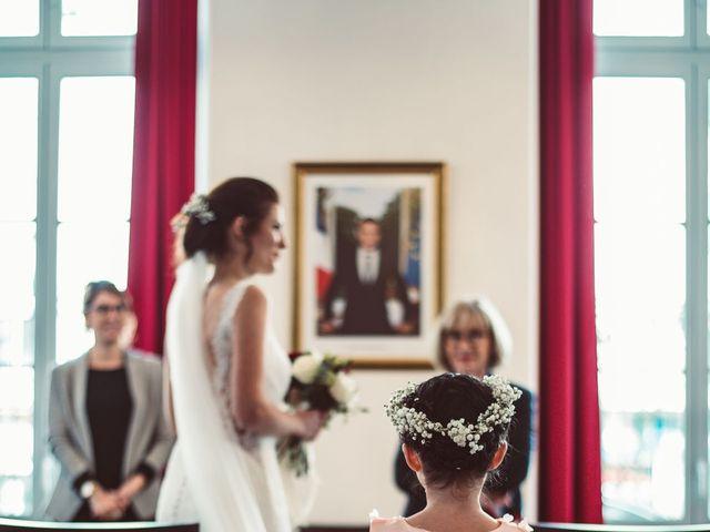 Le mariage de Guillaume et Anne-Laure à Périgueux, Dordogne 16