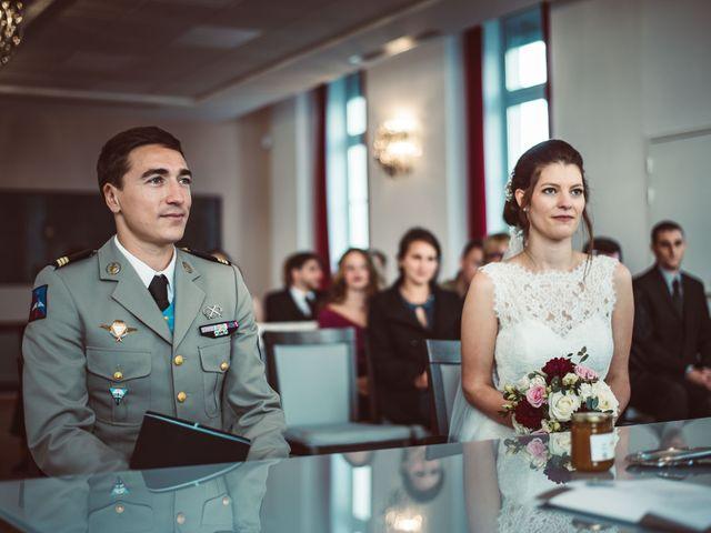 Le mariage de Guillaume et Anne-Laure à Périgueux, Dordogne 17