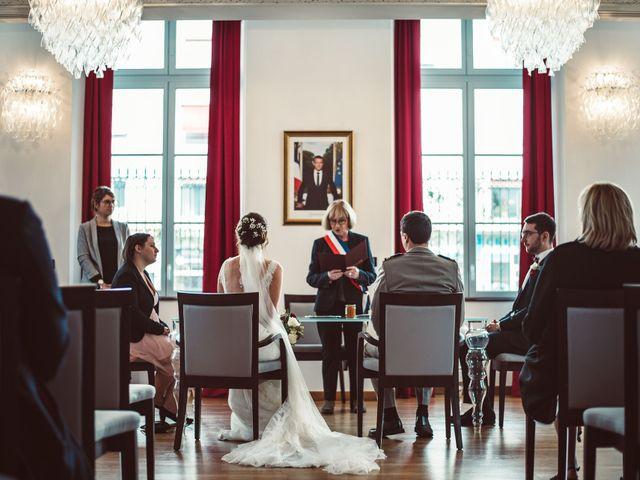 Le mariage de Guillaume et Anne-Laure à Périgueux, Dordogne 18