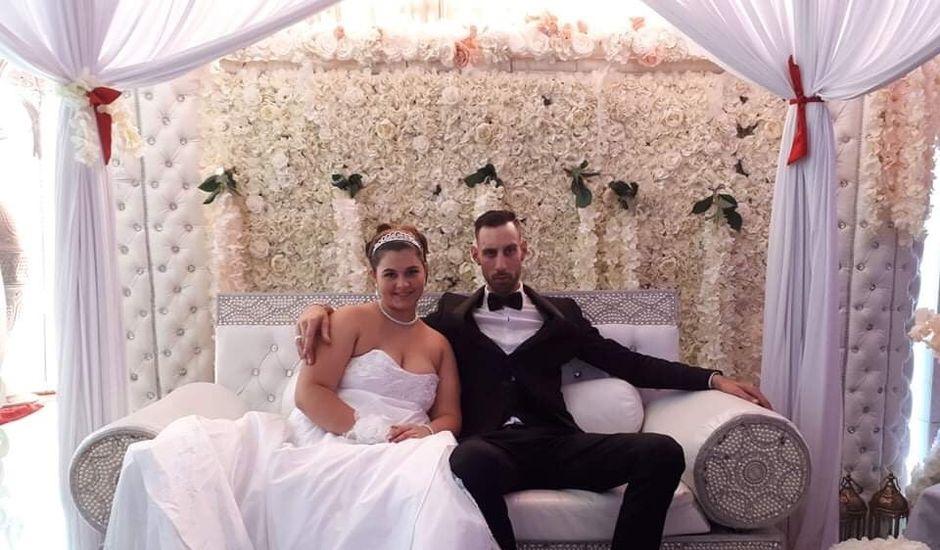 Le mariage de Ehmann  et Adeline  à Saint-Ouen, Seine-Saint-Denis