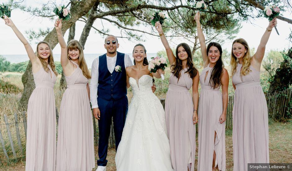 Le mariage de Mehdi et Natacha à Sainte-Maxime, Var