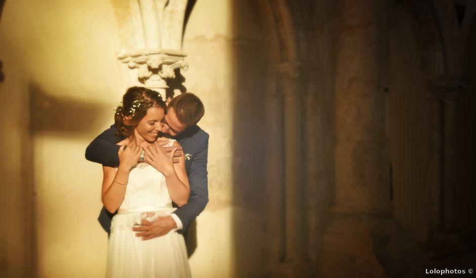 Le mariage de Vincent et Aline à Provins, Seine-et-Marne