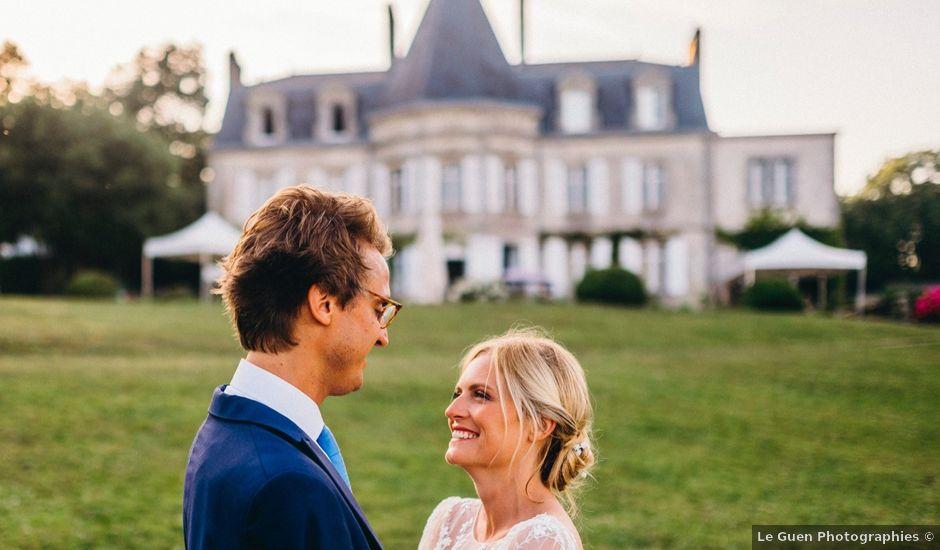 Le mariage de Martin et France à Plomelin, Finistère