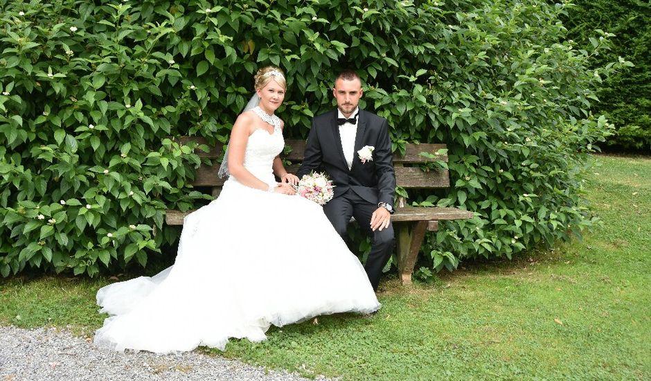 Le mariage de Pierre  et Laura  à Saint-Just-en-Chaussée, Oise