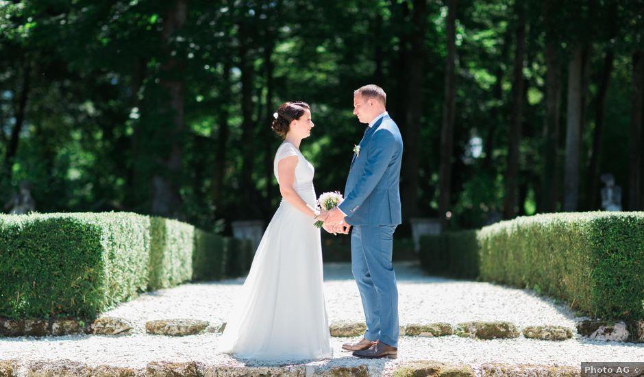 Le mariage de Thomas et Emeline à Saint-Thomas-en-Royans, Drôme