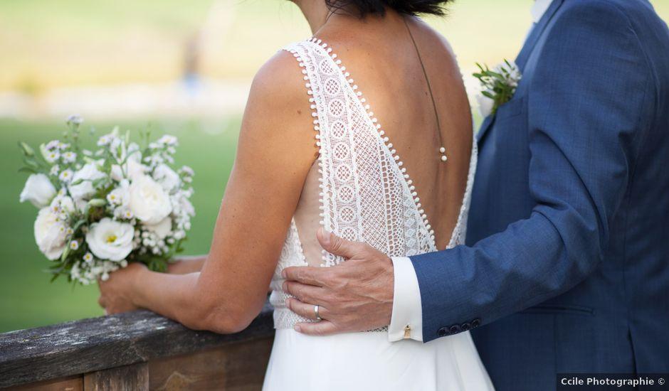 Le mariage de Thierry et Christine à Saint-Laurent-du-Var, Alpes-Maritimes
