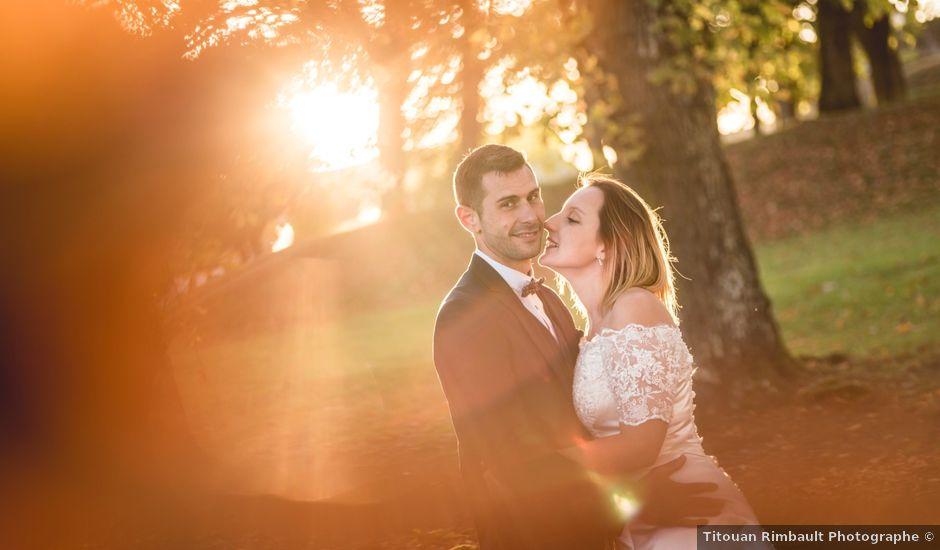 Le mariage de Rémy et Aurore à Ouanne, Yonne