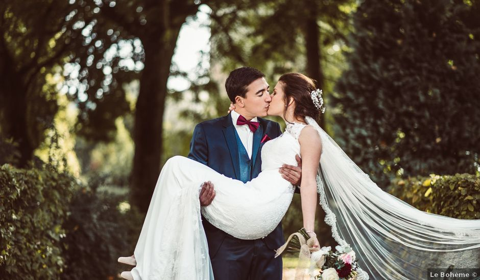 Le mariage de Guillaume et Anne-Laure à Périgueux, Dordogne