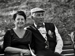 Le mariage de Josiane et Francis