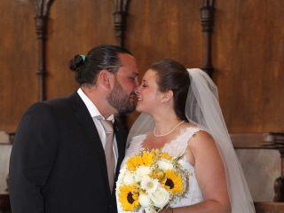 Le mariage de Jenny et yvan et Luquet