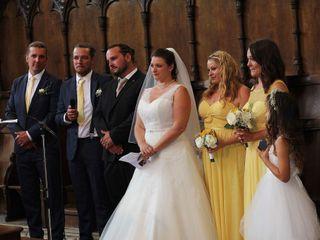 Le mariage de Jenny et yvan et Luquet  2