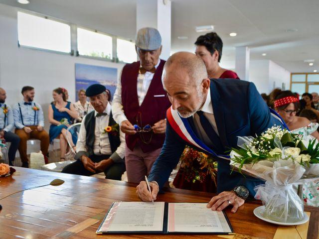 Le mariage de Francis et Josiane à La Valette-du-Var, Var 5