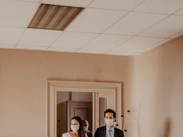 Le mariage de Thomas et Emma à Espondeilhan, Hérault 4