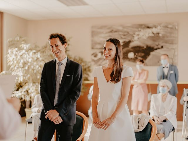 Le mariage de Thomas et Emma à Espondeilhan, Hérault 1