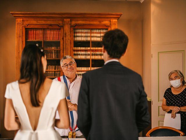 Le mariage de Thomas et Emma à Espondeilhan, Hérault 2