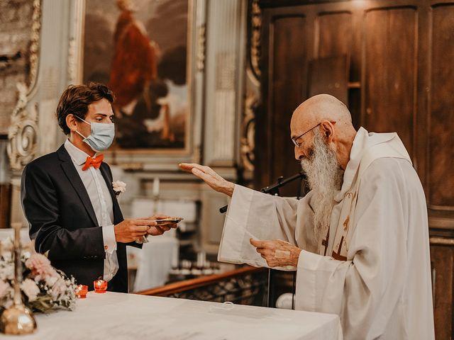 Le mariage de Thomas et Emma à Espondeilhan, Hérault 33