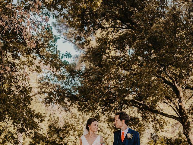 Le mariage de Thomas et Emma à Espondeilhan, Hérault 38