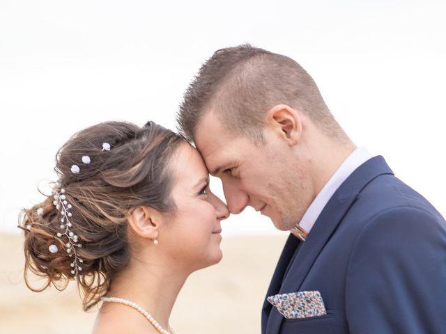 Le mariage de Loïc et Alexiane à Bourriot-Bergonce, Landes 63
