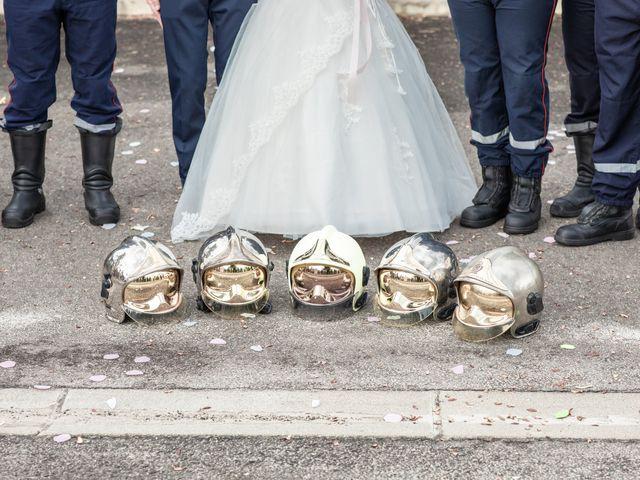 Le mariage de Loïc et Alexiane à Bourriot-Bergonce, Landes 27