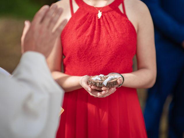 Le mariage de Loïc et Alexiane à Bourriot-Bergonce, Landes 41