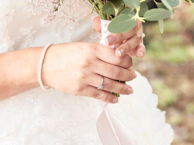 Le mariage de Loïc et Alexiane à Bourriot-Bergonce, Landes 43
