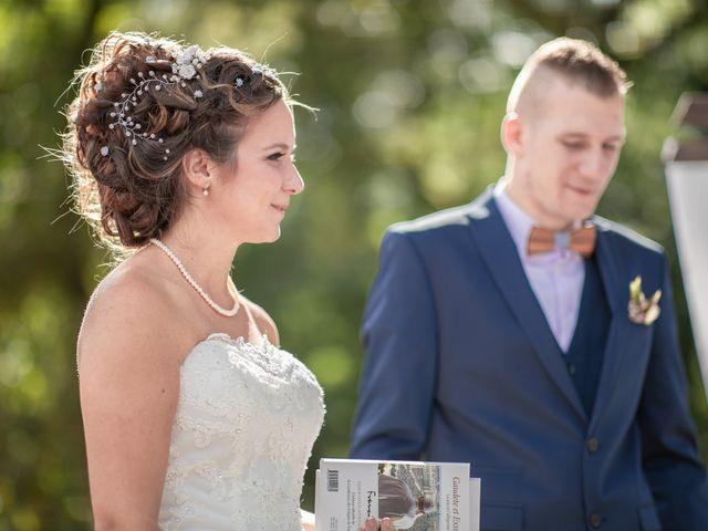 Le mariage de Loïc et Alexiane à Bourriot-Bergonce, Landes 49