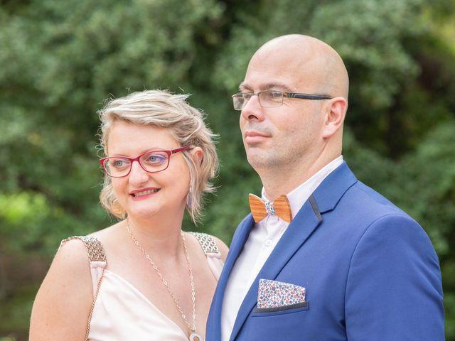 Le mariage de Loïc et Alexiane à Bourriot-Bergonce, Landes 53
